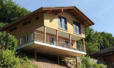 Miex « Le Flon », Commnue de Vouvry, logement de 150 m2